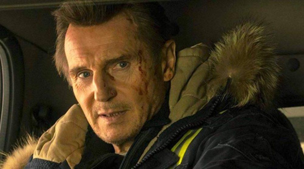 Cold Pursuit dansk premiere Liam Neeson shitstorm racisme / Filmz.dk