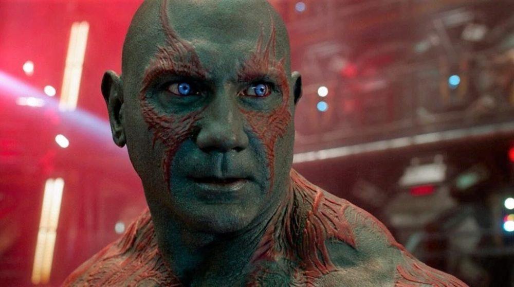 Dave Bautista James Gunn fyring forfærdelig / Filmz.dk
