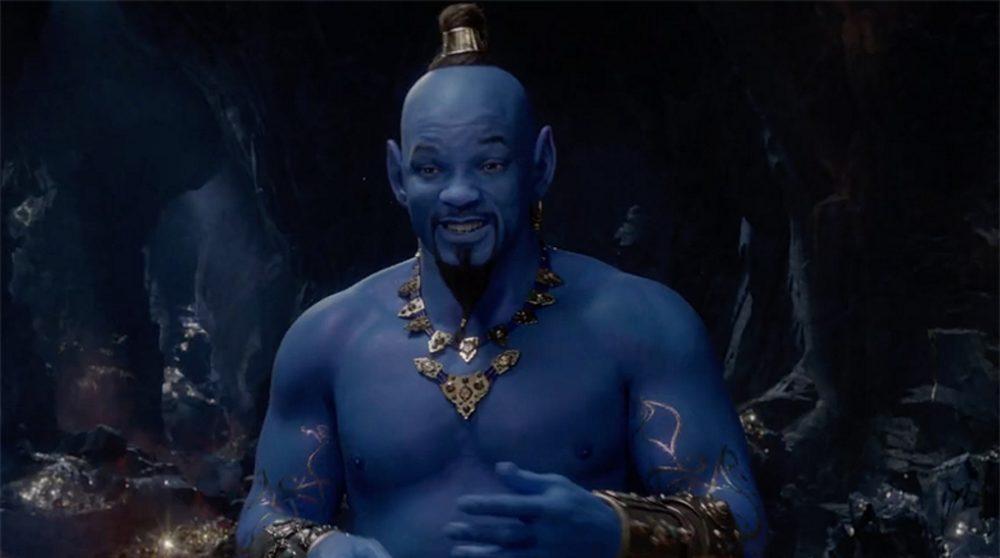 Disney Aladdin Genie Will Smith teaser / Filmz.dk