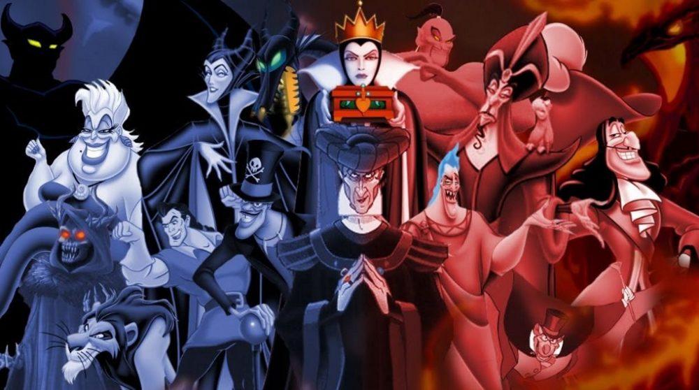 Disney Villains skurke serie streaming / Filmz.dk