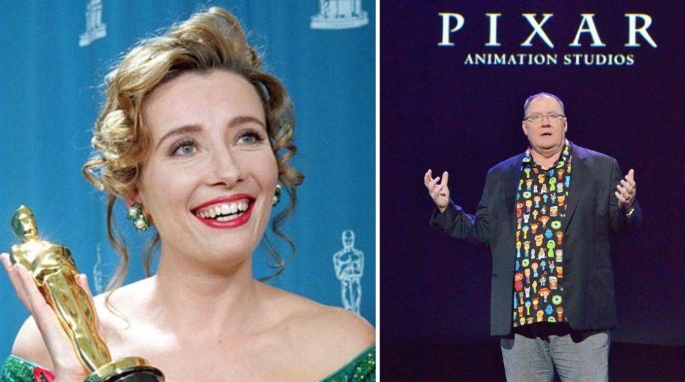 Emma Thompson #MeToo Luck John Lasseter / Filmz.dk