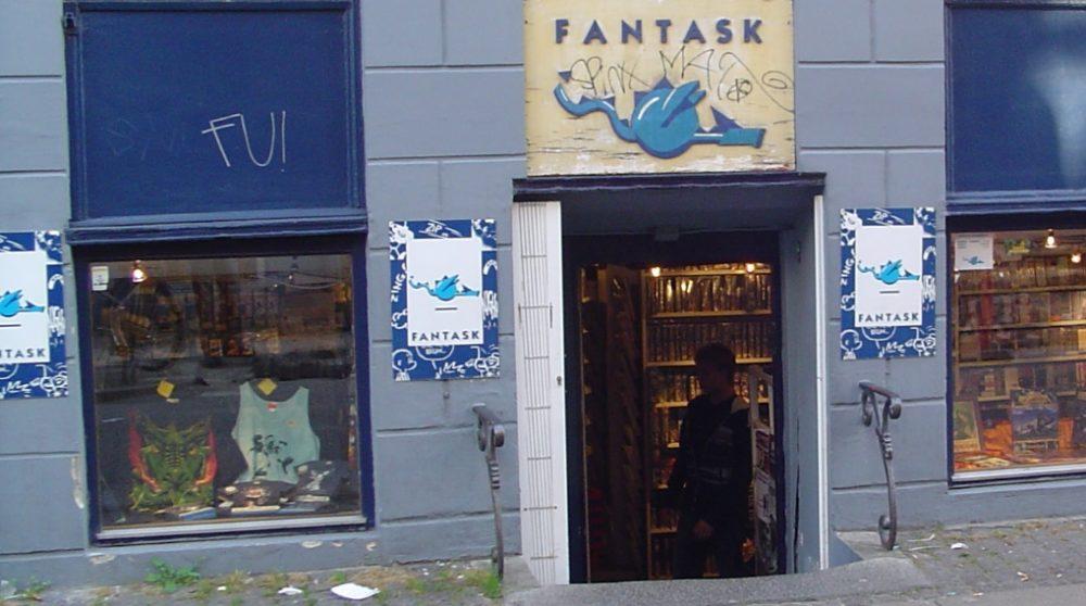 Fantask lukker / Filmz.dk
