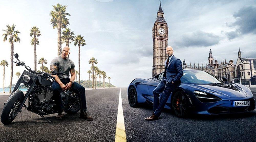 Hobbs Shaw Fast Furious spinoff trailer / Filmz.dk