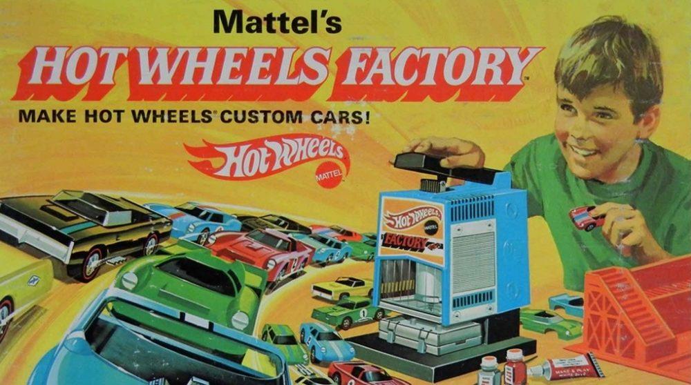 Hot Wheels Mattel / Filmz.dk