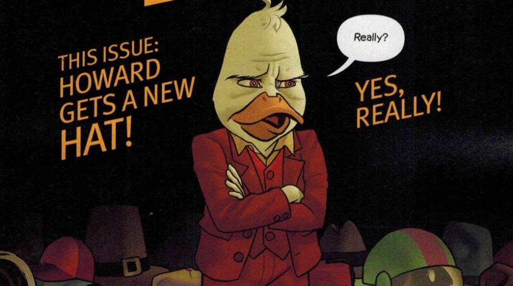Howard the Duck serie Marvel / Filmz.dk