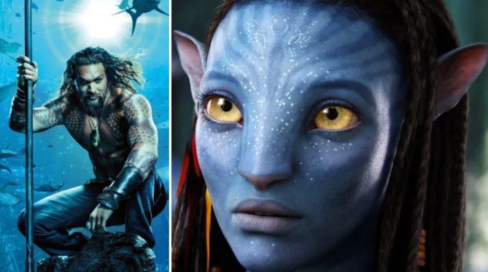 James Cameron Avatar 2 vand under Aquaman / Filmz.dk