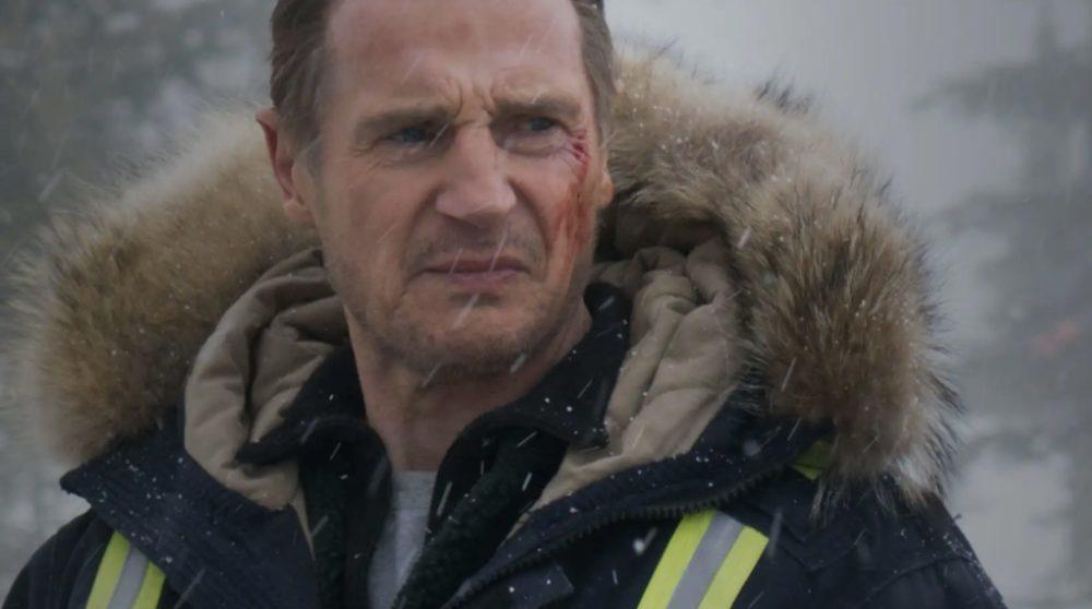 Liam Neeson Cold Pursuit Box Office flop hævn sag racisme / Filmz.dk
