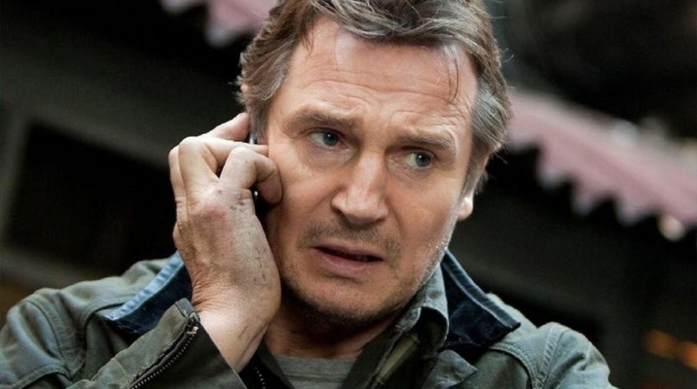 Liam Neeson premiere aflyst racisme shitstorm / Filmz.dk