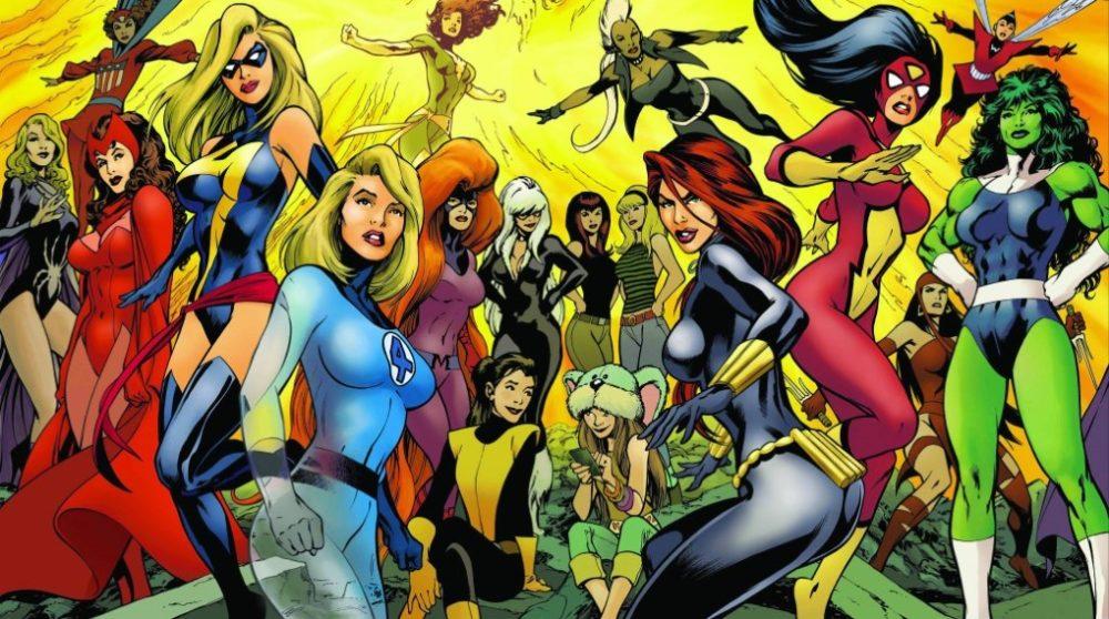 Marvel serie kvinder droppet / Filmz.dk