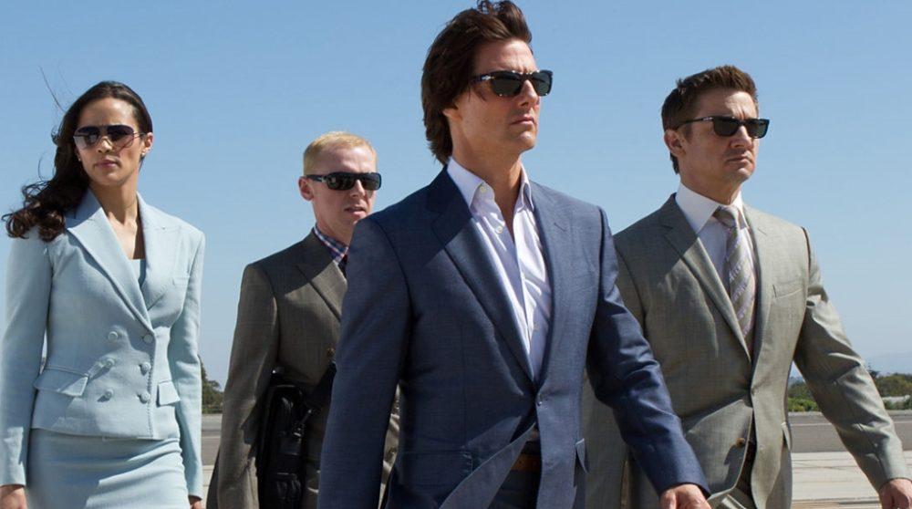 Mission Impossible Ghost Protocol slutning Tom Cruise skrevet ud / Filmz.dk
