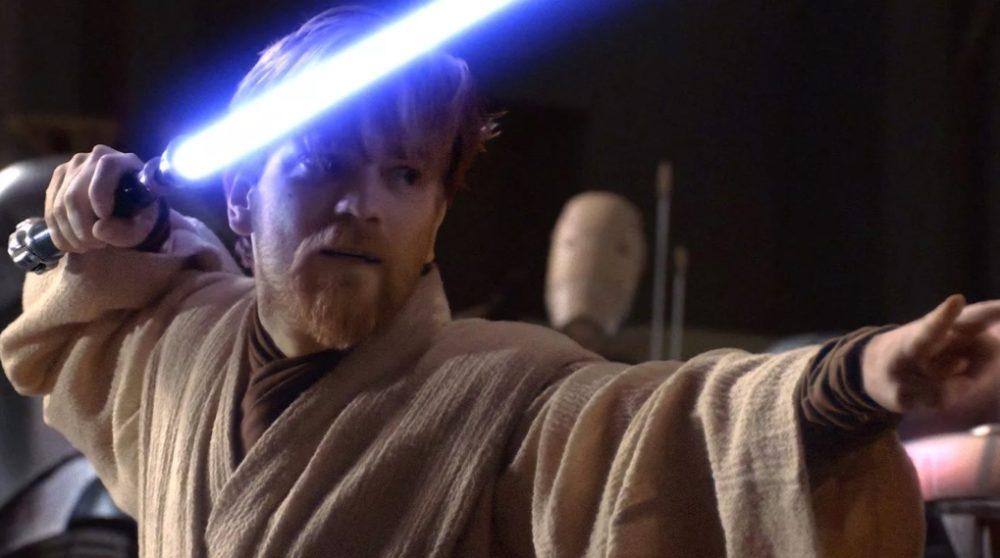 Obi-Wan Kenobi Star Wars serie Disney Plus / Filmz.dk