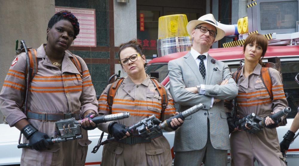 Paul Feig Ghostbusters 3 kritik / Filmz.dk