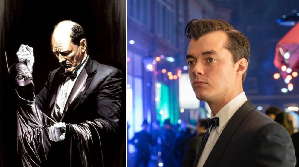 Pennyworth Batman Alfred serie / Filmz.dk