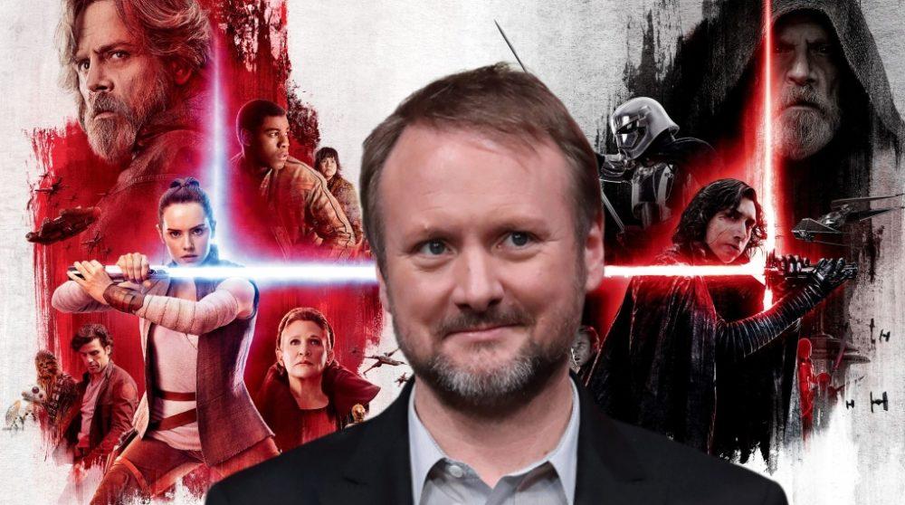 Rian Johnson Star Wars trilogi / Filmz.dk