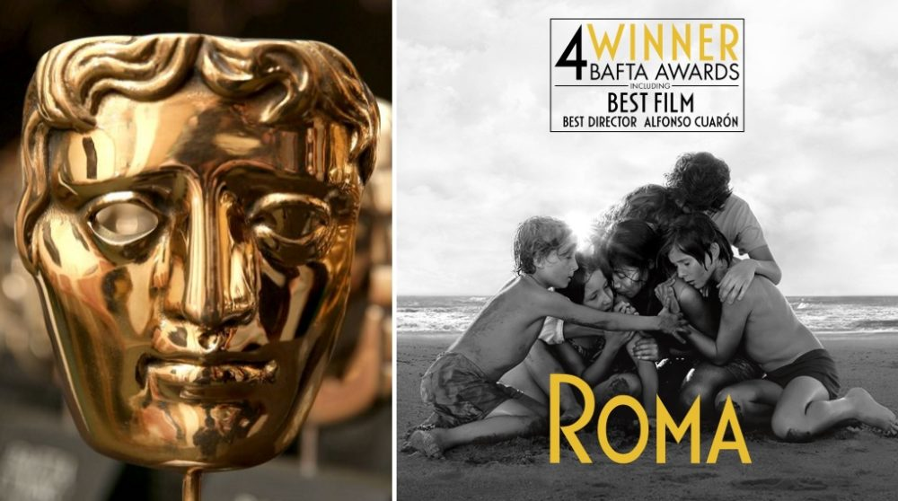 BAFTA 2019 vindere Roma / Filmz.dk