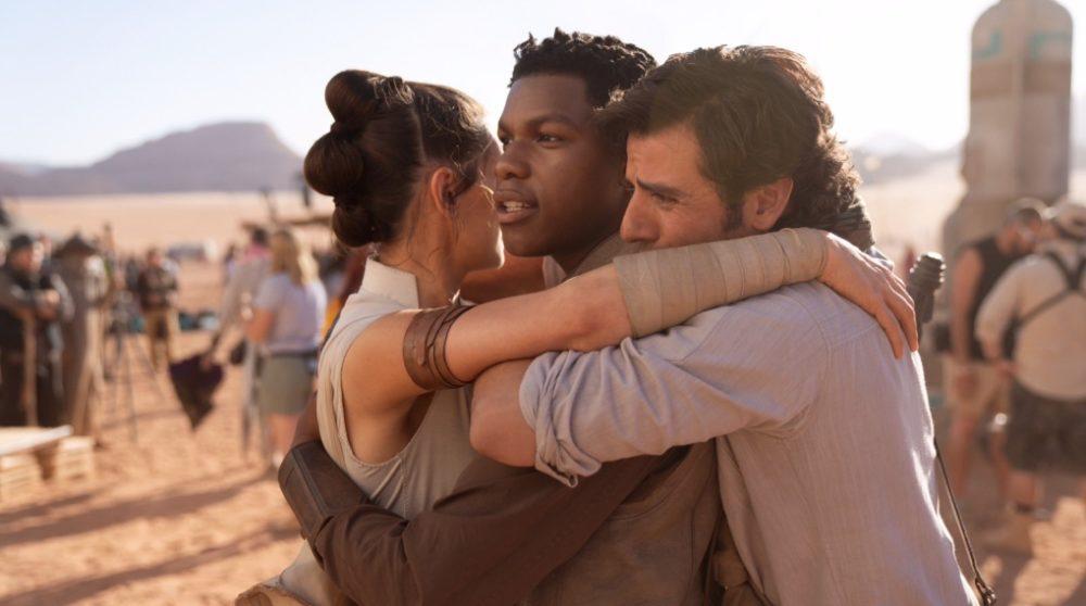 Star Wars Episode IX optagelser færdige / Filmz.dk