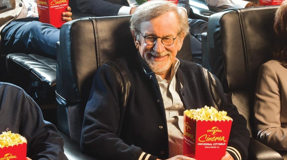 Steven Spielberg biograf streaming / Filmz.dk