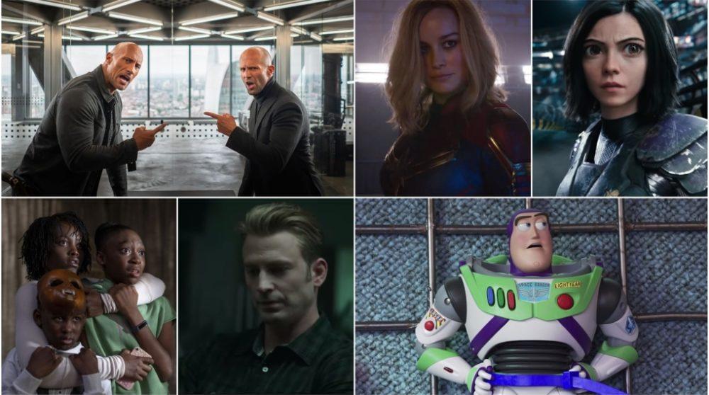 Super Bowl trailers 2019 / Filmz.dk