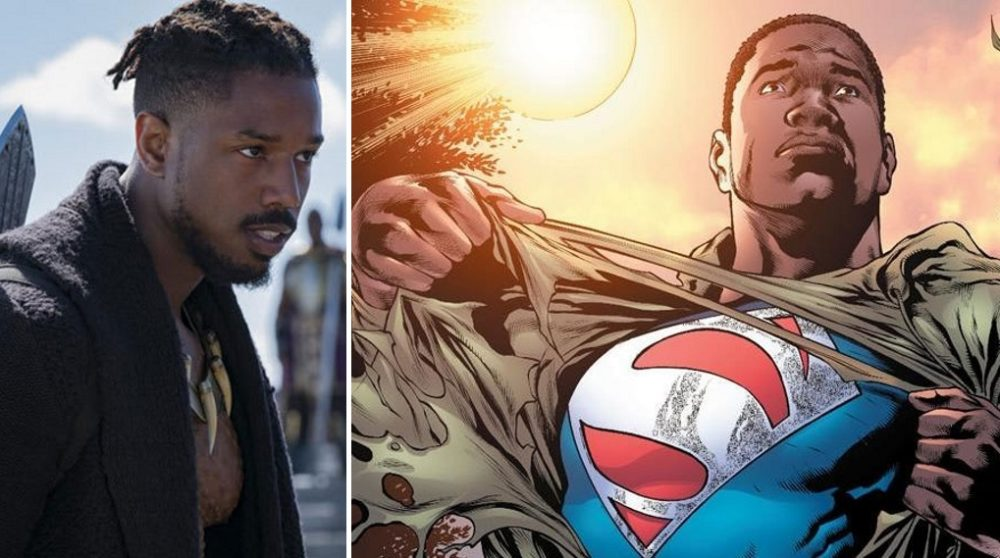 Superman Michael B. Jordan Calvin Ellis / Filmz.dk