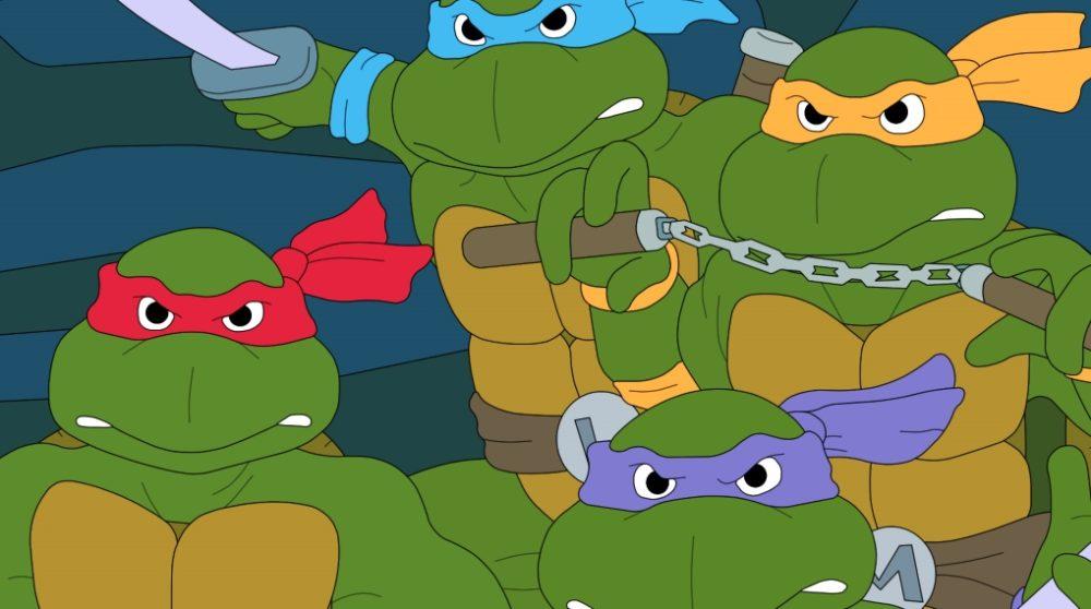 Teenage Mutant Ninja Turtles Netflix film / Filmz.dk