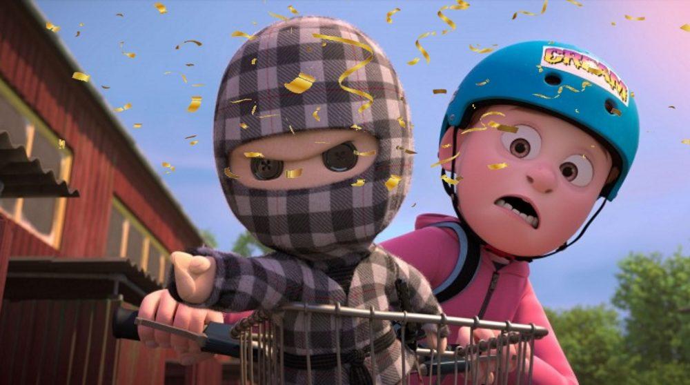 Ternet Ninja rekord 21 århundrede dansk film / Filmz.dk