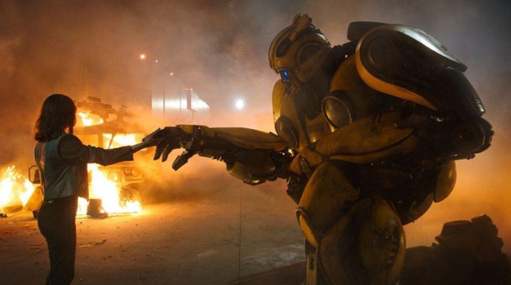 Transformers reboot Bumblebee / Filmz.dk