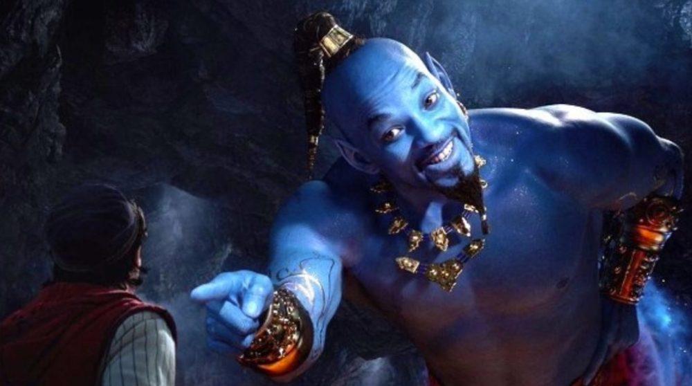 Aladdin trailer live-action 2019 / Filmz.dk