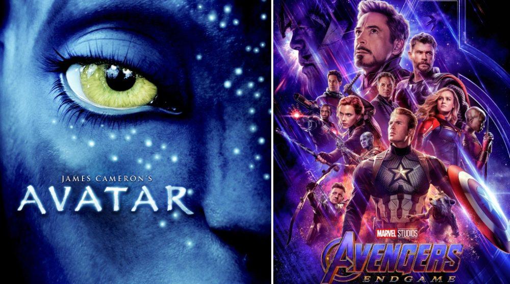 Avengers Endgame Avatar rekord billetsalg / Filmz.dk