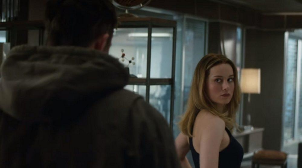 Avengers Endgame forklaring Captain Marvel fortid / Filmz.dk