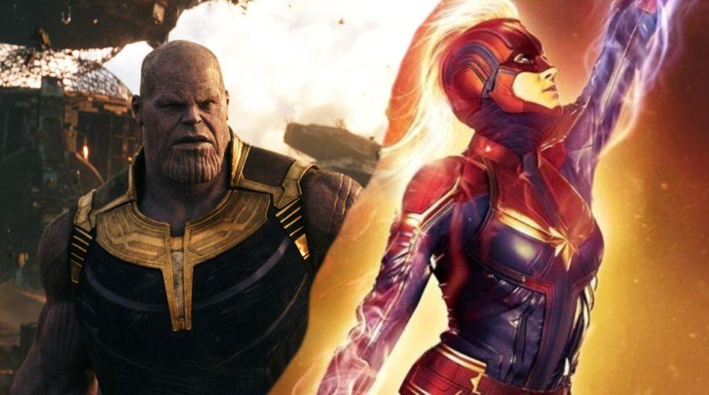 Avengers Endgame anderledes slutning Infinity War Captain Marvel / Filmz.dk