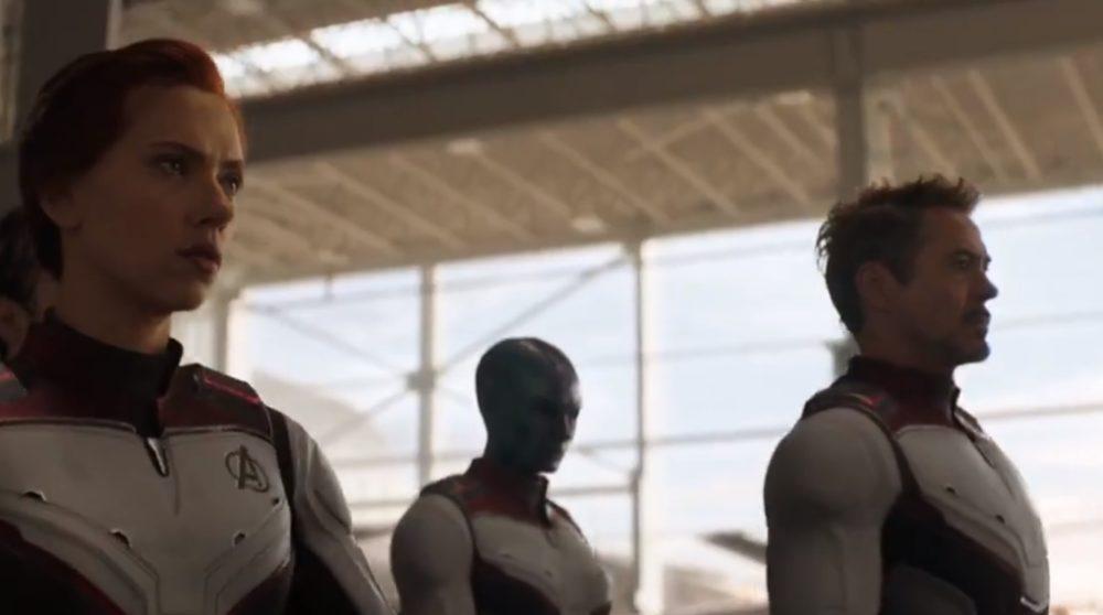 Avengers Endgame ny trailer / Filmz.dk