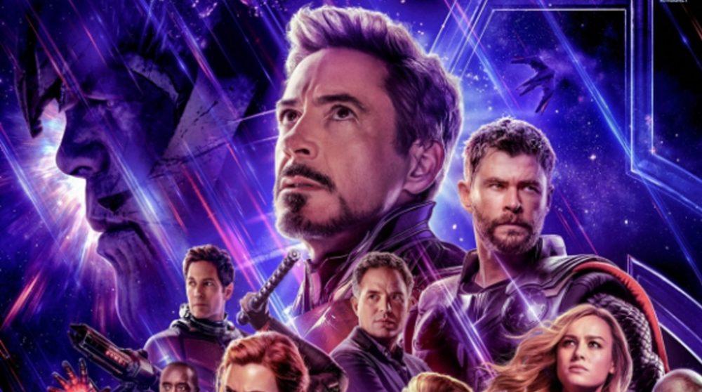Avengers: Endgame plakat / Filmz.dk