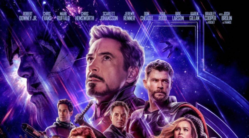 Avengers Endgame shitstorm plakat Danai Gurira Okoye / Filmz.dk