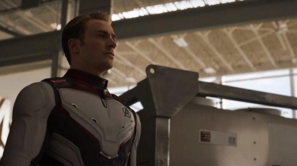 Avengers Endgame Captain America spot / Filmz.dk