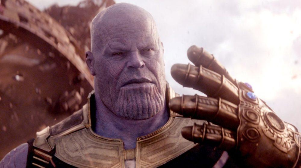 AvengersEndgame.com Thanos lilla løber troll / Filmz.dk