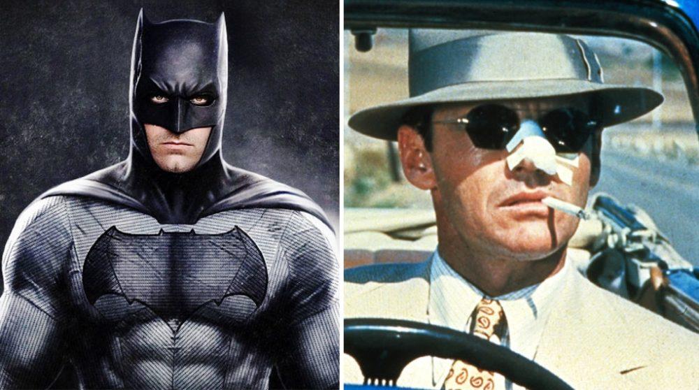 Batman Matt Reeves Chinatown inspiration / Filmz.dk