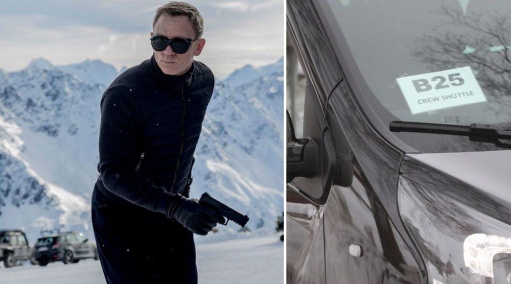 Bond 25 Norge optagelser billeder / Filmz.dk