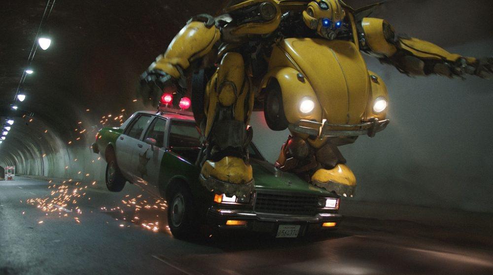 Bumblebee 2 mere action Michael Bay / Filmz.dk