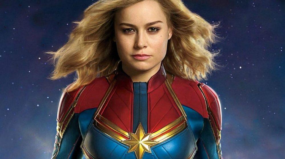 Captain Marvel åbning billetsalg USA / Filmz.dk
