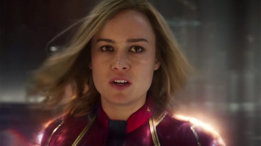 Captain Marvel post-credit-scener / Filmz.dk
