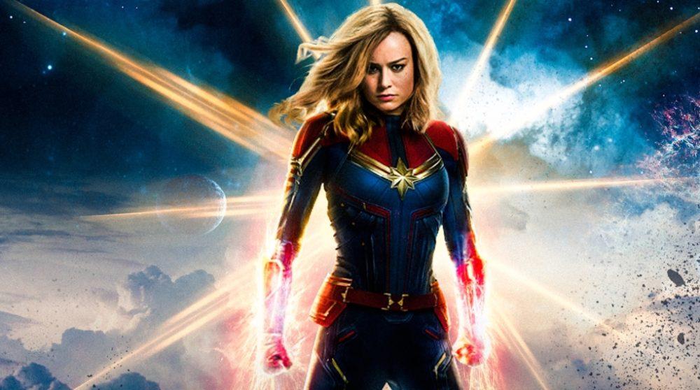 Captain Marvel Rotten Tomatoes MCU score / Filmz.dk