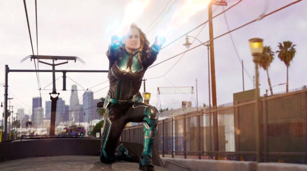 Captain Marvel trolls konspiration Disney / Filmz.dk