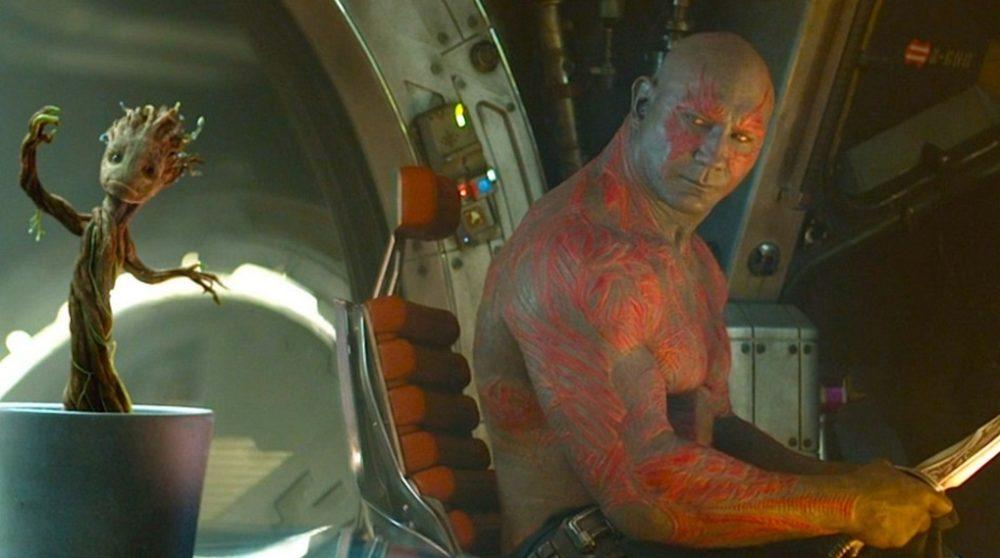 Dave Bautista Zack Snyder Army of the Dead / Filmz.dk