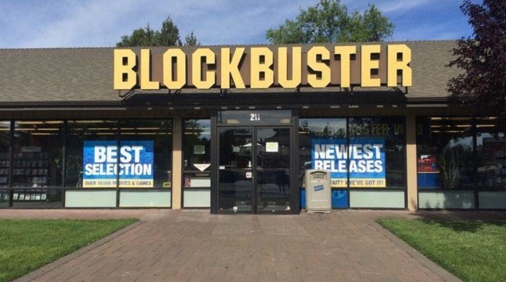 Den sidste Blockbuster butik i verden / Filmz.dk
