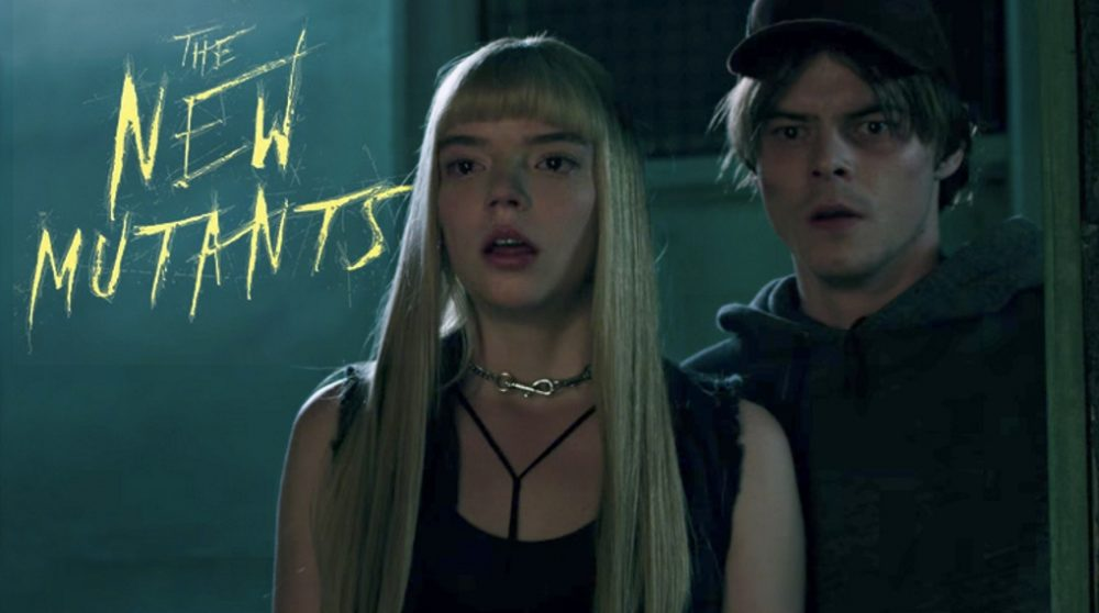 Disney Plus streaming biograf premiere X-Men New Mutants / Filmz.dk
