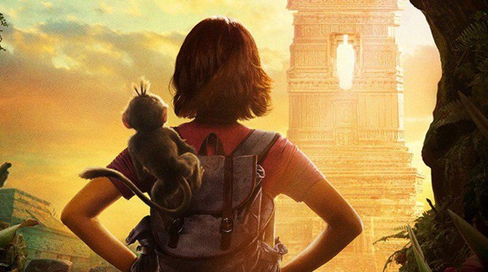 Dora Udforskeren The Explorer film trailer / Filmz.dk