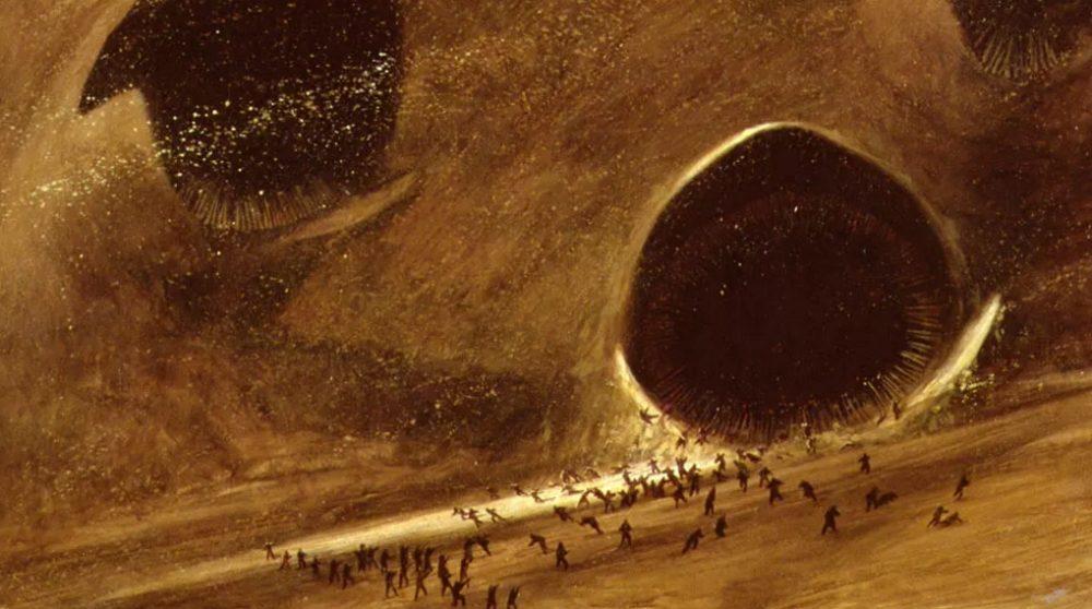 Dune cast Hans Zimmer Denis Villeneuve / Filmz.dk