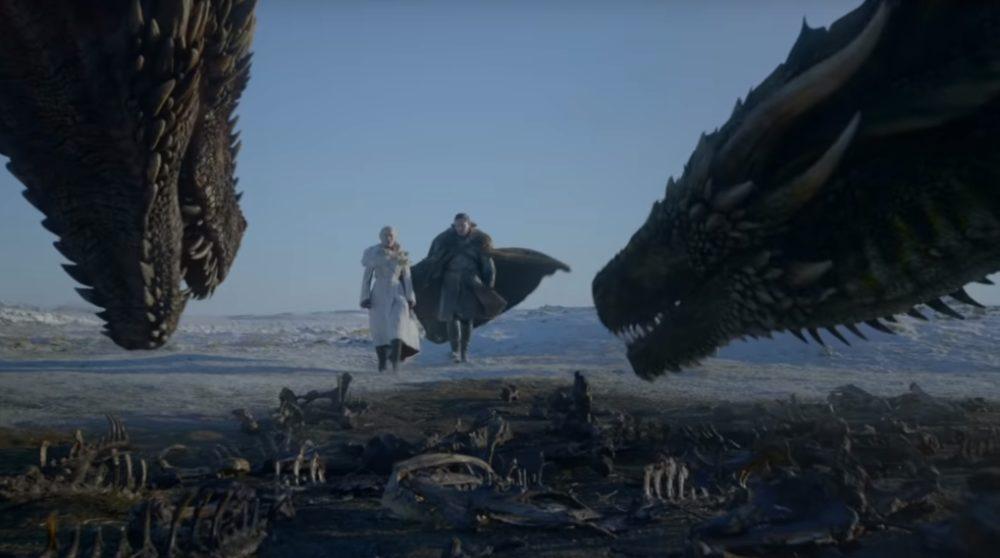 Trailer Game of thrones Sæson 8 sidste / Filmz.dk