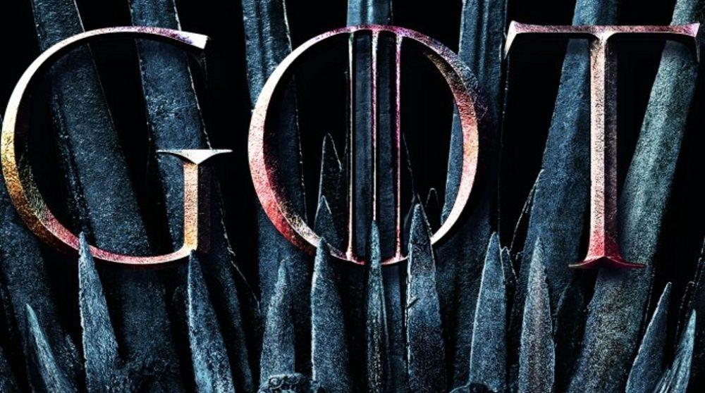 Plakat Game of Thrones Sæson 8 / Filmz.dk