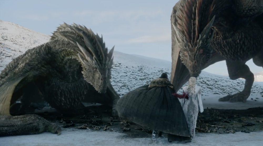 Game of Thrones Sæson 8 spilletid / Filmz.dk